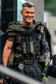 Grab Josh Brolin Deadpool 2 vest which is present in best quality material – Nathan Summers Cable vest is available at our store with fastest shipping offer! Stephen Lang, Dc Movies, Movies And Tv Shows, Movie Tv, Judi Dench, Marvel Comic Universe, Marvel Dc, Nathan Summers Cable, Stan Lee