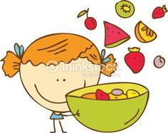 alimentos frescos y saludables - Buscar con Google