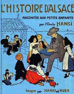 Histoire d alsace Hansi