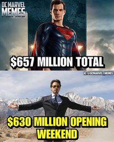 #Marvel # DC