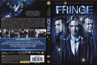 Fringe [Vídeo]: cuarta temporada completa = Al límite / [una serie creada por J.J. Abrams, Alex Kurtzman y Roberto Orci]