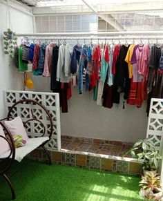 Laundry Room Design, Home Room Design, Small House Design, Home Interior Design, Laundry Room Layouts, Laundry Room Storage, Laundry In Bathroom, Laundry Area, Outdoor Laundry Rooms