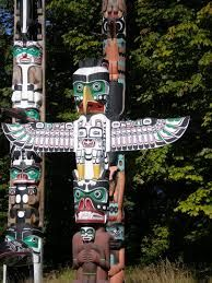 totem pole art for kids - Google Search