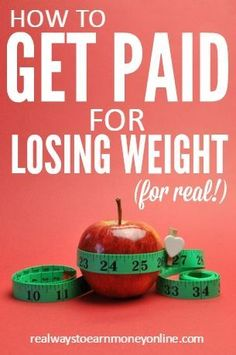 Healthy Wage is a company that has started paying people to lose weight. Basically you bet on yourself to lose the weight and if you succeed, you win! There are tons of positive testimonials from people who have used this site and not only met their weight loss goals, but got cash, too.