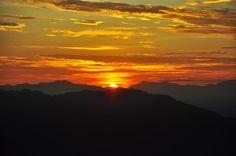 Um Momento Para Celebrar a Beleza do Sol!