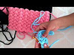 Fıstık modeli çanta yapımı (1.video) - YouTube