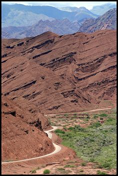 Quebrada de cafayate, Salta