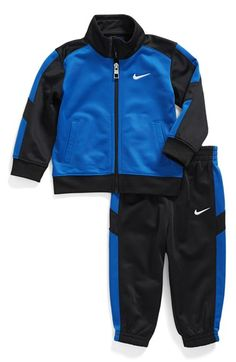 Nike Tricot Warm-Up Jacket & Pants (Baby Boys) (Online Exclusive)