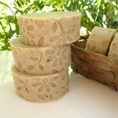 Lavender and Coconut Milk soap natural essential by BonnyBubbles