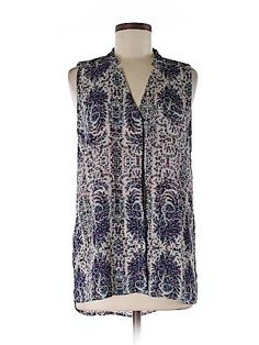 Check it out -- Olive And Oak Sleeveless Blouse for $13.99  on thredUP!   Love it? Use this link for $10 off. New customers only.