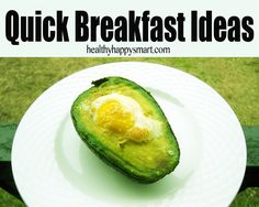 Quick Clean Eating Breakfast Ideas – The Most Important Meal of the Day!
