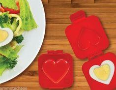 ***FREE U.S. SHIPPING*** #EGGSPRESSHEARTSHAPEDEGGMOLD #EggMold #HeartShapedEggMold #Love #ValentinesDay #KitchenTool #CookingTool #SaladAccessory #BoiledEggs #Party #Mustard #JustMustard