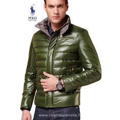 16b0a6c2dbc344 doudoune hommes ralph lauren 2014 qualite occasionnel pas cher populaire  3423 vert Chemises Ralph Lauren Pas Cher