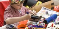 The 7 Habits of Happy Kids activity and craft ideas from EHow Mom.