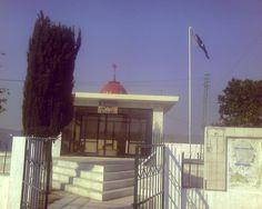 The tomb of Lance Neik Mahfooz Shaheed, NH in Pind Malkan