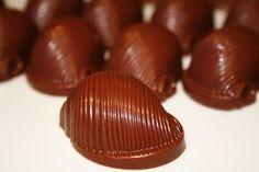La Cuisine de Bernard: Les Chocolats Fourrés Gianduja