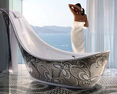 70 Delicate Feminine Bathroom Design Ideas | DigsDigs