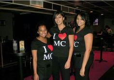 Michael's cafe staff