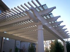 front porch pergola ideas | ... and Pergola Builder in St. Louis: What's the Point of a Pergola