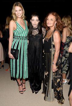 Karlie Kloss Photos - 12th Annual CFDA/Vogue Fashion Fund Awards - Inside - Zimbio