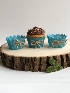 Excited to share this item from my #etsy shop: Real Burlap teal cupcake wrappers, rustic cupcake wrappers, wedding cupcake wrappers, cupcake holders, rustic cupcake liners,vintage. Burlap Cupcakes, Teal Cupcakes, Rustic Cupcakes, Elegant Cupcakes, Wedding Cupcakes, Cupcake Wraps, Cupcake Liners, Cupcake Holders, Cake Tower