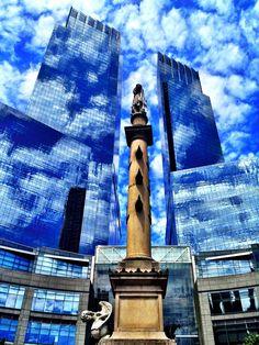 Columbus Circle, Manhattan, New York