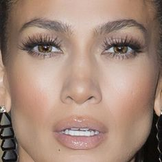 jennifer lopez eyelashes - Google Search