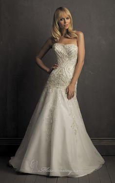 Allure 8704 Vestido - MissesDressy.com