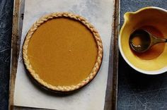 Chai Masala Pumpkin Pie Recipe on Food52