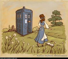 Disney - Doctor Who - Beauty and the Beast