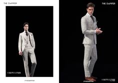 Elia Cometti by Photographer Emma Canfield Mens Fashion Editorial Photography - The Dapifer