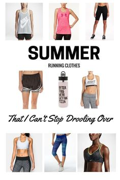 Summer Running Cloth