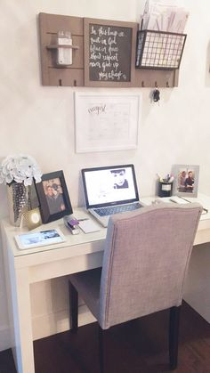 Apartment Command Center || Work Station