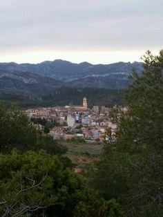 El Pinell de Brai en Cataluña