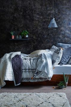Enmore Embroidered Duvet - anthropologie.com #anthrofave