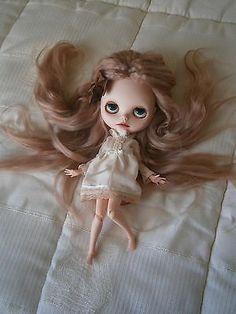OOAK Custom Blythe Doll Celine by Gerakina Dolls   eBay