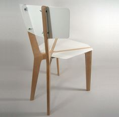 'naked chair' by outofstock design.