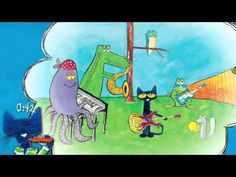 Pete the Cat and the Bedtime Blues | Official Picture Book Trailer - YouTube