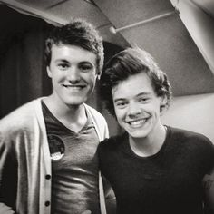 Harry cheeky Styles, hot smile