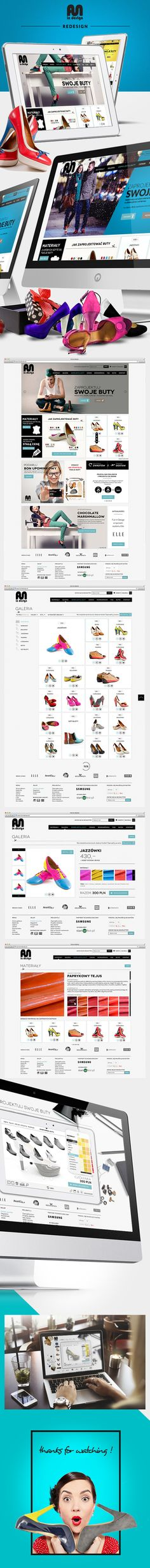 Fun in design by Agnes Prokopowicz, via Behance