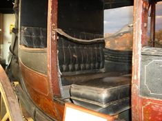 Image result for inside a stage coach