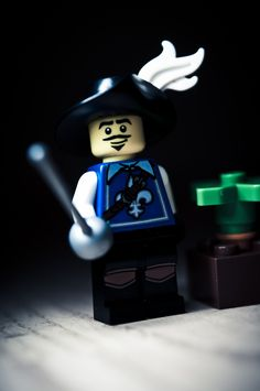 Musketeer /by Mika7103 #flickr #LEGO #minifigure