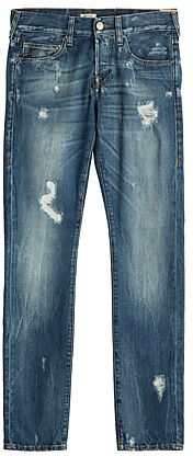 True Religion Rocco Straight Leg Jeans on shopstyle.co.uk