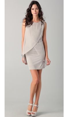 This would look terrible on me, but this dress would be stunning on sweet Caroline :)