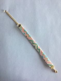 Fun Bead Loom Bracelet
