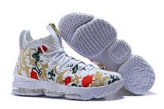 5275107ef9dd Authentic KITH x Nike LeBron 15 Floral - Mysecretshoes Work Sneakers