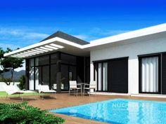 Villa en La Marina modelo Sara Alicante Costa Blanca  | 3 Habitaciones | 3WC