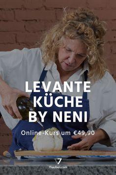 Haya Molcho zeigt dir die Küche der Levante! Viel frisches Gemüse, hauptsächlich vegetarische Gerichte, ein Genuss für die ganze Familie. Sichere dir den Online-Kurs jetzt und schau ihn jederzeit an! Israeli Recipes, Moroccan Cuisine, Falafel Recipe, Red Lentil Soup, Portable Snacks