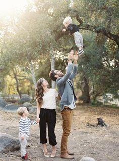 Idyllic Family Photos - Grey Likes Baby
