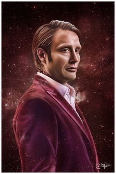 Hannibal Lecter - The Contracting Universe by thecannibalfactory.deviantart.com on @deviantART